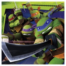 Servietter-teenage-mutant-ninja-turtles